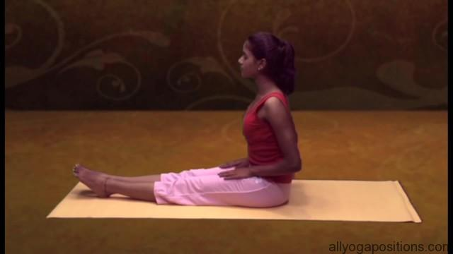 how to digest food with easy yoga exercises 07