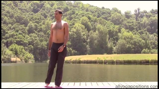how to do bandhas for better posture 17