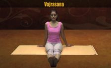 how to sit in vajrasan 5