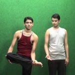 power yoga exercise for legs 09