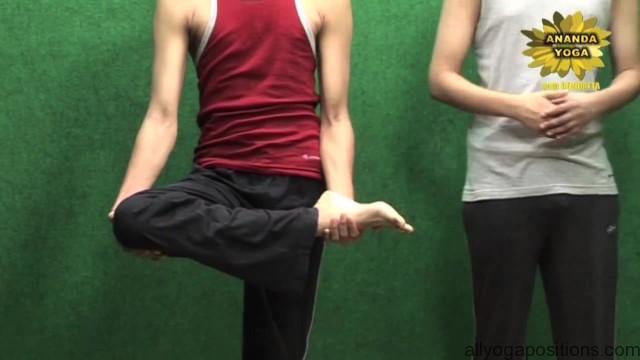 power yoga exercise for legs 10