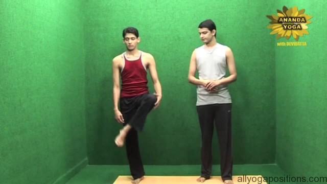 power yoga exercise for legs 13