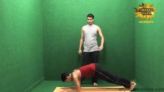 power yoga exercise to tone hands 12