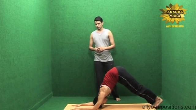 power yoga exercise to tone hands 14