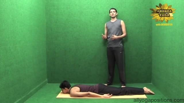 power yoga for back simple and easy exercise 13