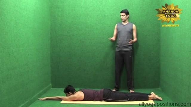 power yoga for back techniques 13