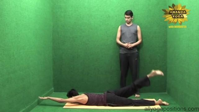 power yoga for back techniques 14