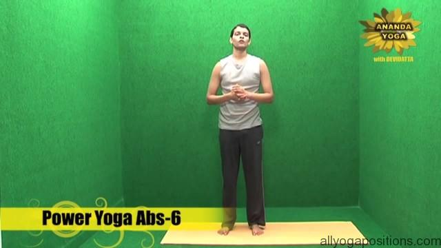power yoga for toning abs 20