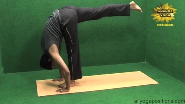 power yoga sequence 12