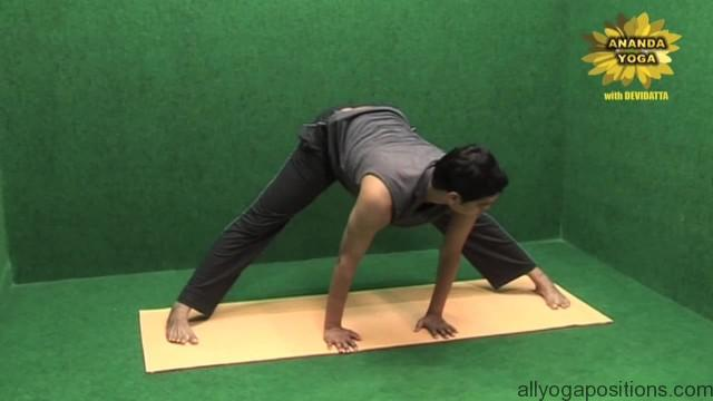 power yoga sequence 19