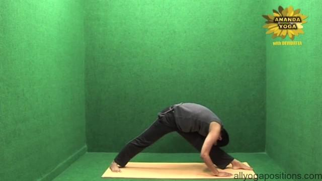 power yoga sequence 20