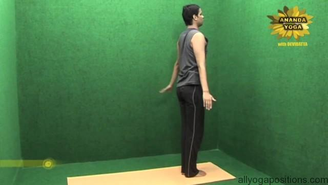 power yoga sequence 22