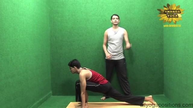 power yoga to get toned legs 18