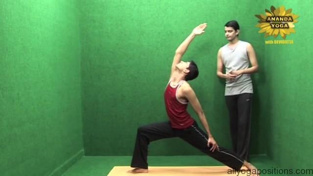 power yoga to tone legs 12