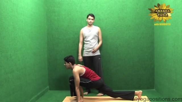 power yoga to tone legs 14