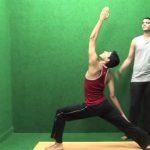 power yoga to tone legs 15