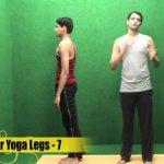 power yoga to tone legs 20