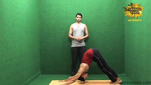 power yoga workout for toning hands 13