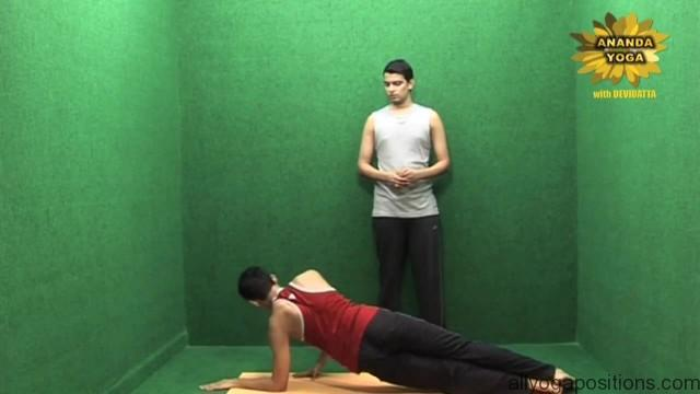 power yoga workouts for toning arm muscles 12