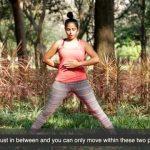 pulled hamstring treatment yoga tutorial video 4
