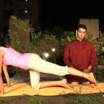 yoga exercise to cure backache 13