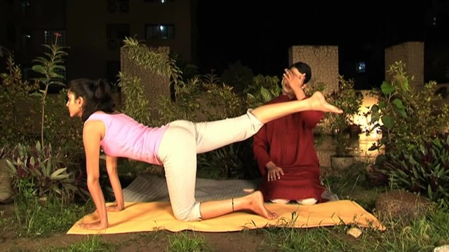 yoga exercise to cure backache 15