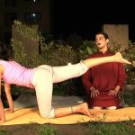 yoga exercise to cure backache 16