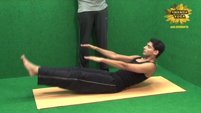 yoga for abs simple exercise for shaping your abs 12