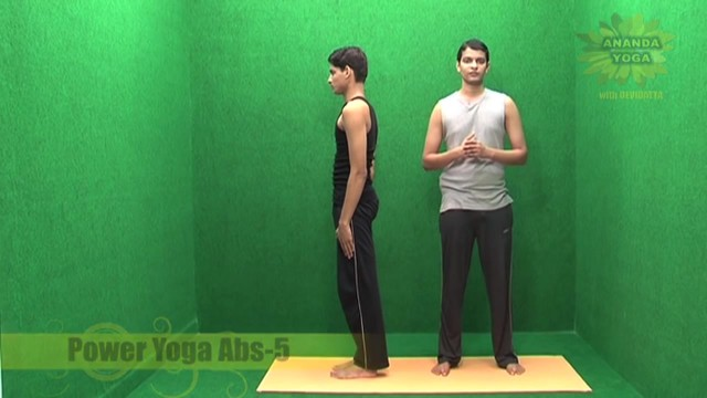 yoga for abs simple exercise for shaping your abs 18