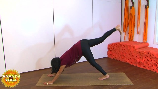 yoga for beginners back bend flow 10