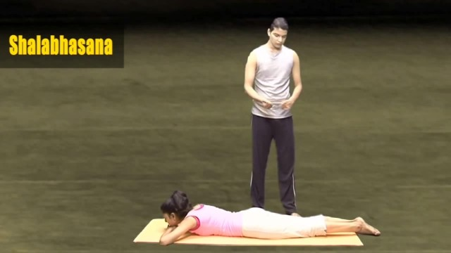 yoga for beginners couples yoga part 1 17