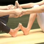 yoga for beginners couples yoga part 2 16