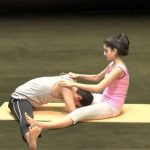 yoga for beginners couples yoga part 2 28