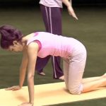 yoga for beginners couples yoga part 2 57