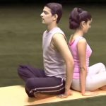 yoga for beginners couples yoga part 2 66