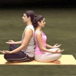 yoga for beginners couples yoga part 2 68
