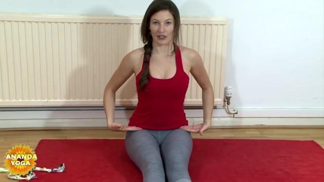 yoga for beginners forward fold pose 06