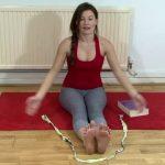 yoga for beginners forward fold pose 12