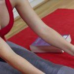 yoga for beginners forward fold pose 18