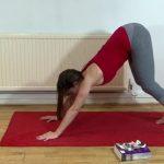 yoga for beginners forward fold pose 29