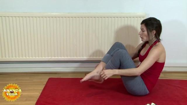 yoga for beginners forward fold pose 35