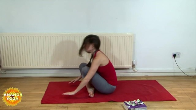 yoga for beginners forward fold pose 39