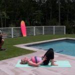 yoga for beginners how to do full wheel jenna raynell yoga 17