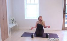 yoga for beginners prop tutorial jenna raynell yoga 12