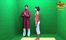 yoga for beginners standing forward bend 08