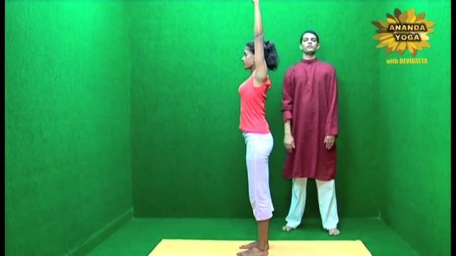 yoga for beginners standing forward bend 09