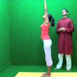 yoga for beginners standing forward bend 10