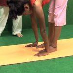 yoga for beginners standing forward bend 12