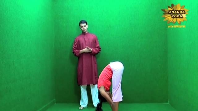 yoga for beginners standing forward bend 15