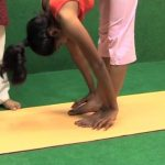 yoga for beginners standing forward bend 16